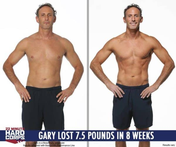 Gary Got a Six Pack for the First Time!