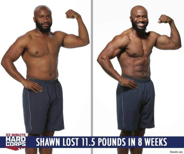 Shawn Says the Results Are Undeniable!