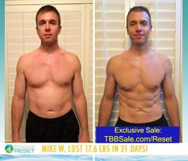 Mike Changed His Life Around with the Ultimate Reset