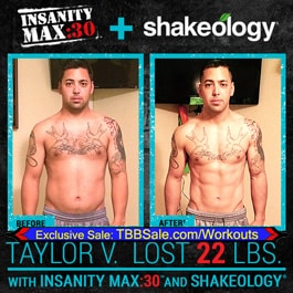Taylor Got Better Results in 30 Mins a Day Than Working Out At a Gym With Tons of Equipment!