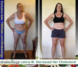 Shakeology Gave Me The Energy I Needed To Stop 'Bonking' In My Workouts!