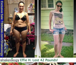 Shakeology Helped Keep Me Full And Curb My Junk Food Cravings