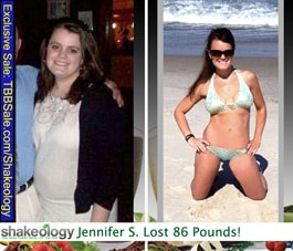 Shakeology Rescued Me From A Life Of Being Overweight!