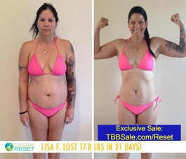 Lisa Changed Her Life Around with the Ultimate Reset