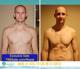 The Ultimate Reset Changes His Life the Most, Compared to Exercising!