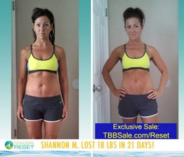 Shannon is a Better, Stronger, & More Focused Woman!