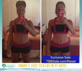 Tammy Learned So Much About Nutrition Because of the Ultimate Reset