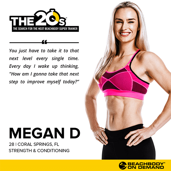 Beachbody Super Trainer: Megan Davies