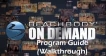 Beachbody on Demand Program Guide (FREE TRIAL)
