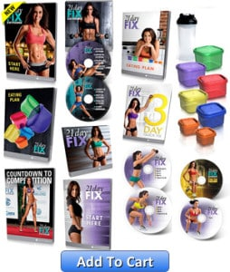 Order 21 Day Fix Combo Package