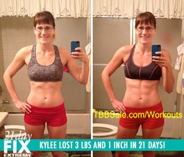 21 Day Fix Grad Goes EXTREME!