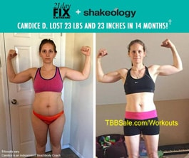 She Still Feels Challenges By The Workouts 14 Months Later