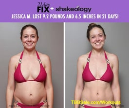 Jessica Is In Better Shape Than She's Been in the Last 10 Years!