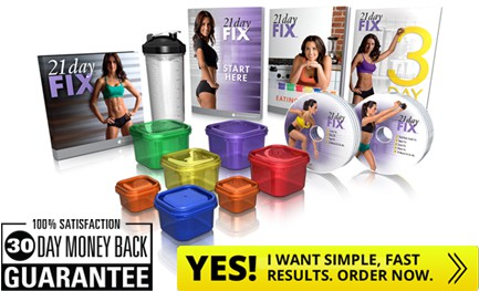 Order 21 Day Fix