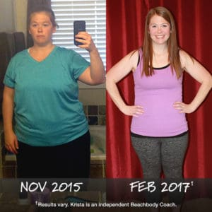 Shakeology results - Patten K.