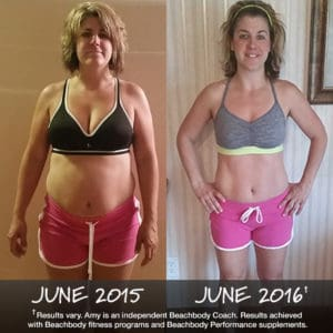 Shakeology review - Amy S.