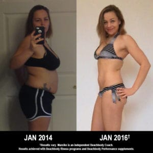 Shakeology review - Mareike L.